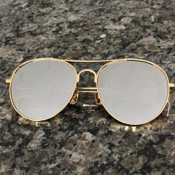 26cb02341c0 Gentle monster gold big bully sunglasses
